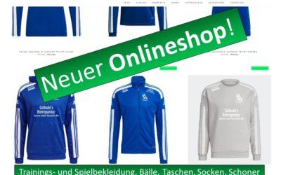 +++ Jetzt bestellen: neuer Onlineshop! +++